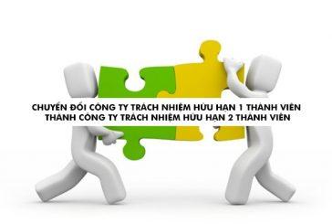 Chuyển đổi công ty TNHH một thành viên thành công ty TNHH hai thành viên trở lên tại Khánh Hoà