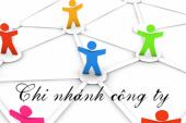 Thành lập chi nhánh công ty TNHH một thành viên tại Khánh Hoà