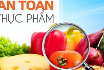 Thủ tục xin cấp giấy chứng nhận đủ điều kiện vệ sinh an toàn thực phẩm tại Khánh Hòa