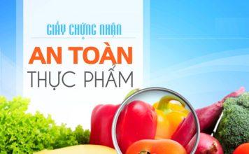 Thủ tục đề nghị cấp giấy chứng nhận cơ sở đủ điều kiện an toàn vệ sinh thực phẩm tại Khánh Hòa
