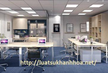 Thủ tục thành lập văn phòng đại diện tại Khánh Vĩnh