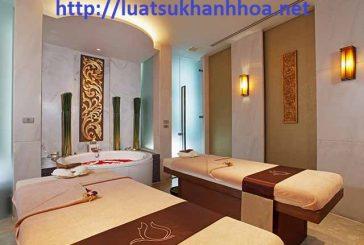 Điều kiện kinh doanh dịch vụ spa, chăm sóc sắc đẹp tại TP Nha Trang