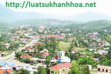 Thủ tục thay đổi thành viên công ty TNHH 2 thành viên tại huyện Khánh Vĩnh